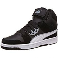 Buy Puma Unisex Puma Rebound Street SD Leather Sneakers from Amazon