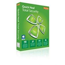 Buy Quick Heal Total Security Latest Version - 1 PC, 1 Year (DVD) from Amazon