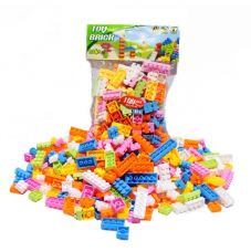 144pcs Plastic Building Blocks Bricks Children Kids Educational Puzzle Toy,New for Rs. 479