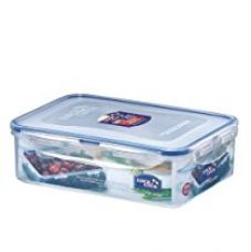 Lock&Lock Classics Rectangular Food Container with Divider, 1.6 Litres for Rs. 595