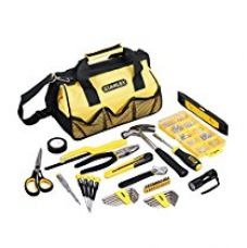 Buy Stanley 71996IN Ultimate Tool Kit (Multicolour, 242-Pieces) from Amazon
