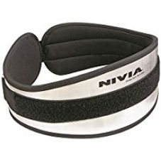 Nivia Premier Training Belt, 30-inch (Silver/Black) for Rs. 536