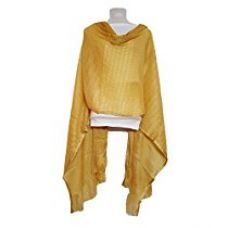 Buy Skhoza art silk lycra dupatta for women from Amazon