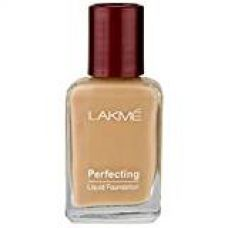Lakme Perfecting Liquid Foundation, Coral, 27ml for Rs. 116