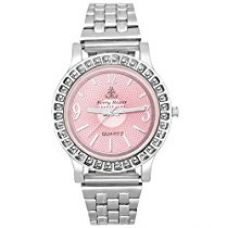 Buy Ferry Rozer Pink Dial Analog Watch For Women - FR5034 from Amazon