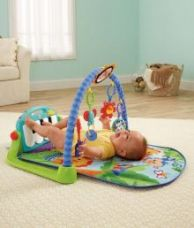 Buy Fisher-Price Kick And Play Piano Gym Baby Gyms & Mats from SnapDeal