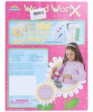 Frank Wood Worx DIY Flower Jewellery Stand Kit for Rs. 532
