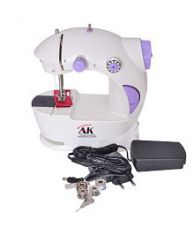 AK 4 in 1 Mini Sewing Machine with Foot Pedal for Rs. 1,994