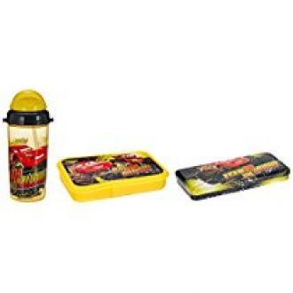 Buy Disney Pixar Cars back to School stationery combo set, 699, Multicolor from Amazon