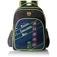 Simba 16 inches Dark Green Children's Backpack (BTS-2025) for Rs. 1,338