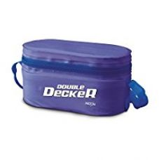 Milton Double Decker Insulated Lunch Box (EC-SOF-FST-0013_Color May Vary) for Rs. 239