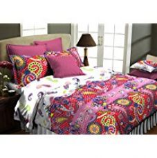 Homestrap Classic Collection Cotton Double Bedsheet - Queen for Rs. 549