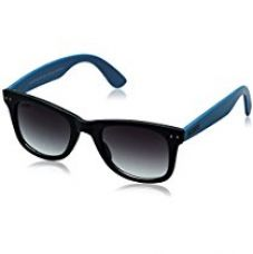 MTV Roadies Wayfarer Sunglass (Black and Blue) (RD-112-C9) for Rs. 549