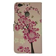 Buy Emartbuy Premium PU Leather Wallets / Flips Case Cover Pink Blossom For LeEco Le 1s Eco from Amazon