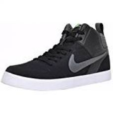 Buy Nike Men's Mid Black Liteforce Iii Mid Sneaker - 7 from Amazon