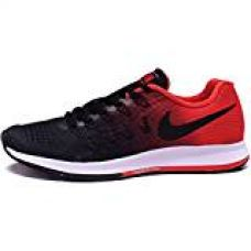 Buy Nike Zoom33 Men's Sport Shoes (7UK / 8US, Red/Black) from Amazon