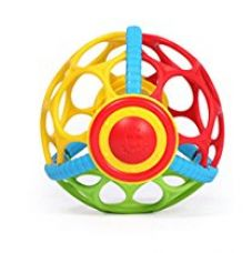 Buy Toyshine Activity Ball for Kids, Rattle Toy Ball with Sound, Non-Toxic from Amazon