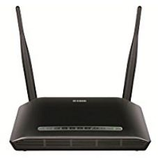 Buy D-Link DSL-2750U Wireless N 300 ADSL2 + Router from Amazon