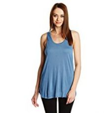 Buy People Women's Plain T-Shirt from Amazon