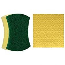 Scotch-Brite Scrub Sponge Large (Pack of 2) and Sponge Wipe Large (Pack of 3) for Rs. 165