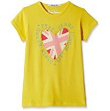 Buy Pepe Jeans Girls' T-Shirt from Amazon