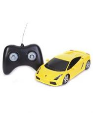 Buy Dickie Lamborghini Gallardo Yellow Remote Control Car for Rs. 767