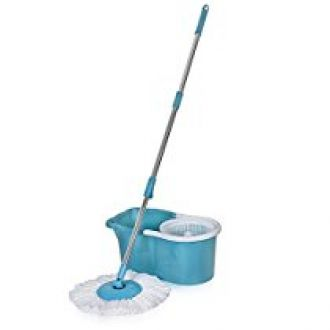 Gala Aqua Spin 151617 Mop (Aqua Blue and White) for Rs. 1,299