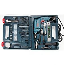 Bosch GSB 10 RE Professional Tool Kit (Blue, Pack of 100) for Rs. 3,299