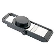 Ganesh Adjustable Slicer, 1-Piece, Black/Silver for Rs. 60