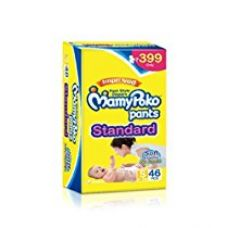 Buy Mamy Poko Pants Standard Pant Style Small Size Diapers (46 Count) from Amazon