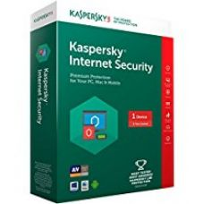 Buy Kaspersky Internet Security - 1 PC, 1 Year (CD) (Chance to win Rs.1000 gift voucher) from Amazon