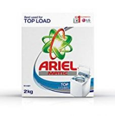 Ariel Matic Top Load Detergent Washing Powder - 2 kg for Rs. 345