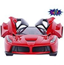 Buy Saffire Remote Controlled Ferrari with Opening Doors, Red from Amazon