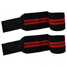 Kobo WTA-04 Power Cotton Gym Support (Black/Red) for Rs. 365