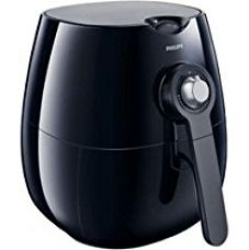 Buy Philips Viva Collection HD9220 Air Fryer with Rapid Air Technology (Black) from Amazon