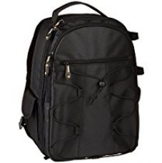 Buy AmazonBasics Backpack for SLR/DSLR Cameras and Accessories - Black from Amazon
