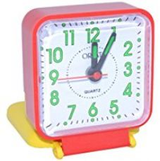 Orpat Beep Alarm Clock (Red, TBB-157) for Rs. 207
