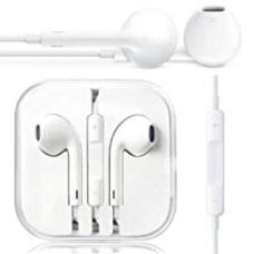 Buy ROBOSTER 3.5 mm Stereo Earphone for Android/iOS Phones (White) from Amazon