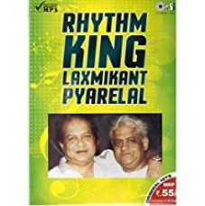 Buy Rhythm King Laxmikant Pyarelal - MP3 CD from Amazon