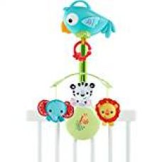 Buy Fisher-Price Rainforest Friends 3-in-1 Musical Mobile from Amazon