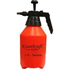 Kisan Kraft KK-PS1500 Manual Sprayer (1.5 Litre, Color May Vary) for Rs. 350