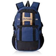 Buy Tommy Hilfiger Blue Casual Backpack (8903496064841) from Amazon