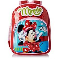 Buy Minnie Red Children's Backpack (Age group :2-4 yrs) from Amazon