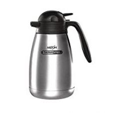 Buy Milton Thermosteel Carafe, 1.5 Litres, Silver (EC-TMS-FIS-0040_STEEL) from Amazon