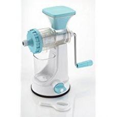 Ganesh Plastic Fruit and Vegetable Juicer, Blue for Rs. 474