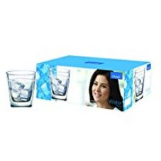 Buy Ocean Plaza Glass Set, Set of 6 from Amazon