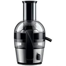 Buy Philips Viva Collection HR1863/20 2-Litre Juicer (Black/Silver) from Amazon