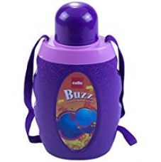 Buy Cello Buzz Water Bottle, 1 Litre, Violet from Amazon