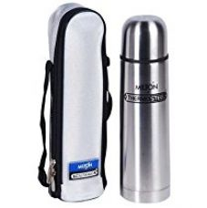 Milton Thermosteel Flask, 350ml (EC-TMS-FIS-0044_STEEL) for Rs. 490