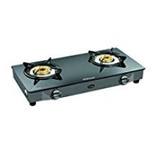 Buy Sunflame GT Pride 2 Burner Gas Stove, Black from Amazon